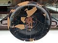 Pittore di ambrosios, kylix con arciere scita, eracle ed ermes, poseidone e apollo, da orvieto, 520-500 ac ca. 01.JPG