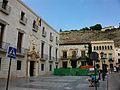 Plaça del marqués de Rafal, Oriola.JPG