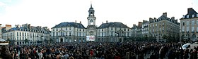 Image illustrative de l'article Place de la Mairie (Rennes)
