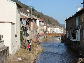 Raon-lÉtape Commune in Grand Est, France