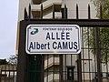 Plaque allée Albert Camus Fontenay Bois 1.jpg