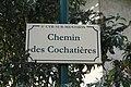 Plaque chemin Cochatières St Cyr Menthon 3.jpg