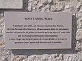 Plaque commémorative de la place de la Résistance à Grenoble.jpg