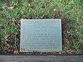 Plaque in honor of Major Lemuel Montgomery, Horseshoe Bend NMP.jpg