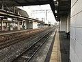 Platform of Kanda Station (Nippo Main Line) 5.jpg