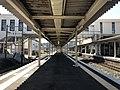 Platform of Togo Station 6.jpg