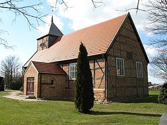 Barkhagen - Church