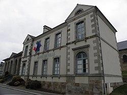 Pleine-Fougères (35) Mairie.jpg