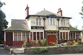 Killingworth Village - Image: Plough pub, Killingworth Village