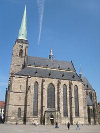 Cathedral of St. Bartholomew (Plzeň)
