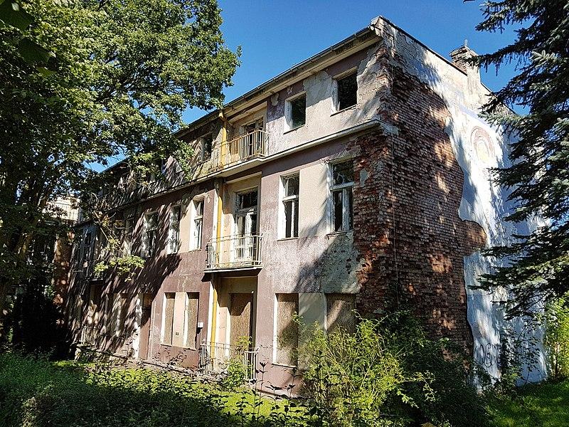 File:Połczyn Zdrój. Budynek przy Zdrojowej 2, dawny budynek rodu Levy'ch.jpg