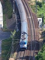 Podbaba, vlak s lokomotivou 380.jpg