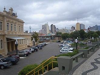 Ponta Grossa - Municipal Library of Ponta Grossa