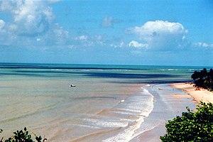 João Pessoa, Paraíba - Ponta do Seixas, the easternmost point of America