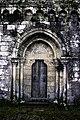 Portal norte da igrexa de San Pedro de Vilanova de Dozón.jpg