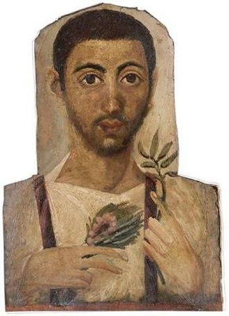 Musée des Beaux-Arts de Dijon - Image: Portrait d'homme barbu