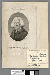 Henry Owen D.D