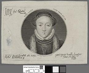 Lady Jane Grey, aet 16
