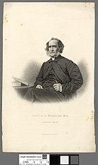 Revd. J. S. Wardlaw, M.A