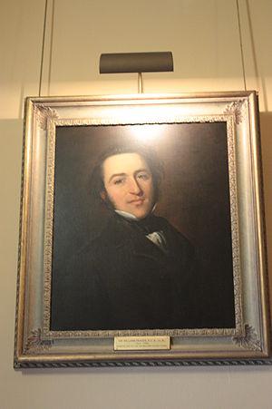 William Fraser (historian) - Portrait of Sir William Fraser, Merchants Hall, Edinburgh