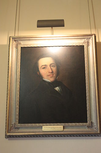 William Fraser (historian) - Portrait of Sir William Fraser, Merchants Hall, Edinburgh