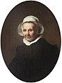 Portrait of an Old Lady in a White Cap (possibly Aeltje Pietersdr. Uylenburgh, c.1570–1644, the wife of Johannes Cornelisz. Sylvius, 1564–1638) NTIII FEL 1401199.jpg