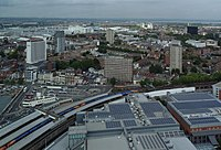 Portsmouth MMB 70 Portsmouth Harbour railway station 450XXX 450XXX.jpg