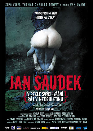 Jan Saudek - Poster for a film by Adolf Zika: Jan Saudek: Bound by Passion (2008).