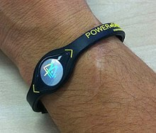 bea121de12550 Hologram bracelet - Wikipedia