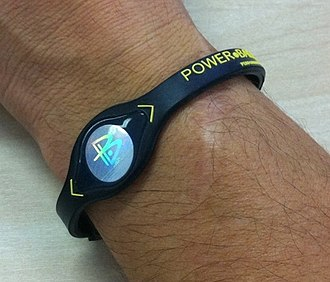 Power Balance - A Power Balance wrist band