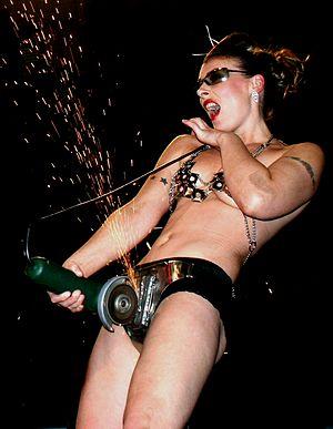 Erotica exhibition at olimpia