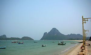 Prachuap Bay - Prachuap Bay