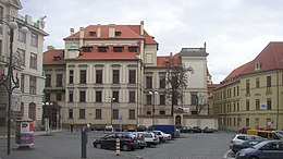 Prague CZ Old Town Marian Square Clam-Gallas Palace 0124.jpg