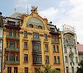 Prague Praha 2014 Holmstad Grand Hotel Europa og Hotel Meran.jpg