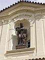 Praha, Staré Město, Alšovo nábřeží, Jan Nepomucký 01.jpg