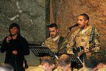 Praise and worship band plays at National Prayer Breakfast DVIDS520222.jpg