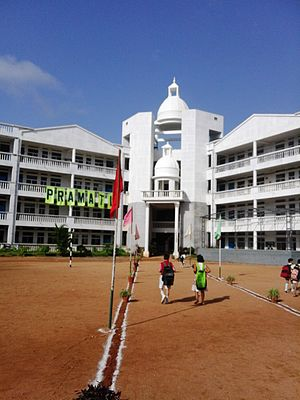 Education in Karnataka - Pramati Hillview Academy, Mysore