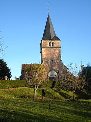 Auvillars-sur-Saône - The Church of Sainte-Madeleine
