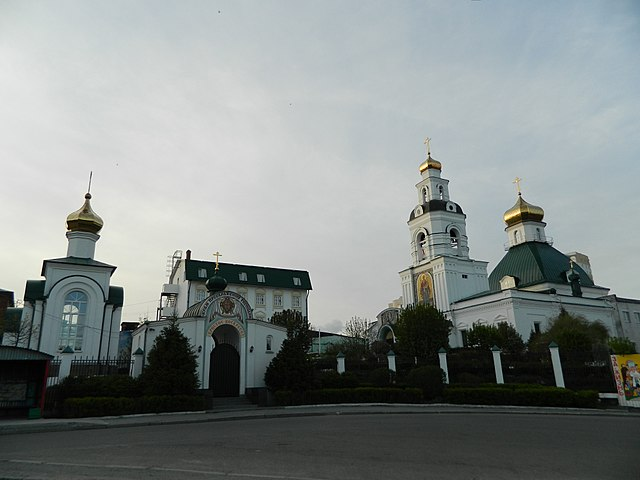 Church of the Transfiguration, Yekaterinburg