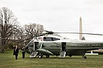 President Trump Departs the South Lawn (46719015614).jpg