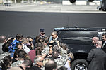President and First Lady arrive in Homestead, Florida. 140307-N-LO372-173.jpg