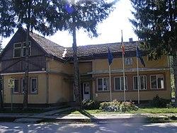 Primăria și Consiliul Local Ilovița, jud. Mehedinți.JPG