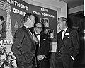 Prins Bernhard woont galavoorstelling van de film The Guns of Navarone bij. Da, Bestanddeelnr 913-0166.jpg