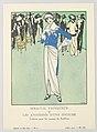 Print, Gazette du Bon Ton (Journal of Good Taste), Vol. 1, No. 9, Sera-t-il Vainqueur ou Les Angoisses d'une Joueuse (Will He Be Victorious or The Anxieties of a Player), Plate 8, 1913 (CH 18614899).jpg