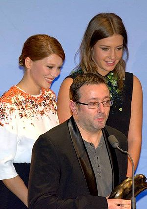 19th Lumières Awards - Blue Is the Warmest Colour won the Lumières Award for Best Film.