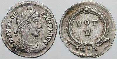 Procopius siliqua - RIC 013e
