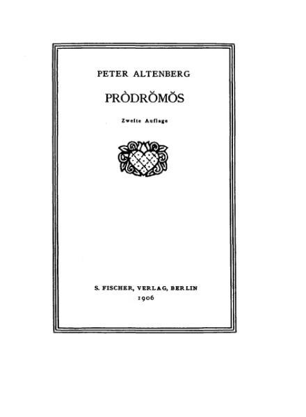 File:Prodromos (Altenberg).djvu