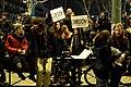 Protesta en contra del Partido Popular ante su sede en la calle Génova de Madrid (31 de enero de 2013) (6).jpg