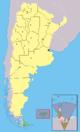 Tierra del Fuego en Argentina