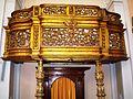 Pulpito - Ex Monastero Clarisse - Cerreto Sannita.JPG